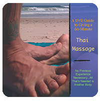 thai massage DVD